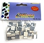 3/8 Deco Ceramic Tiles Gray