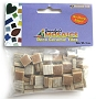 3/8 Deco Ceramic Tiles Tan