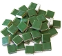3/8 Ceramic Tile 1lb -Green