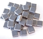 3/8 Ceramic Tile 1lb - Light Gray