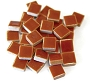 3/8 Ceramic Tile Bulk Brown