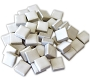 3/8 Ceramic Tile 1lb - White