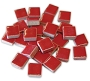 3/8 Ceramic Tile 1lb - Red