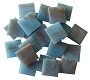 Gold Veined 1lb BULK - Light Blue